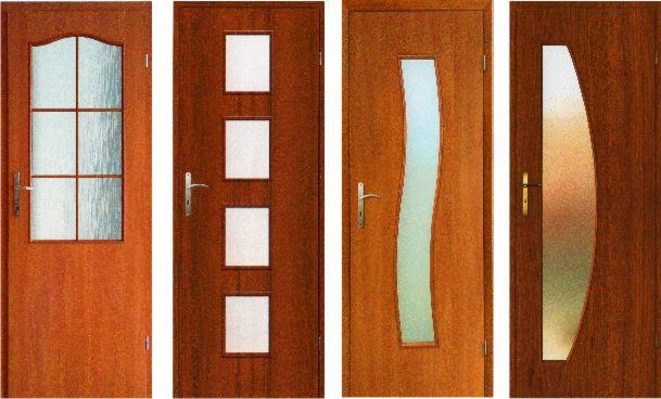 Отделка межкомнатных оргалитовых дверей в Суровикино,Кандрах,Чанах
